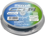 CD-R 700MB DISCS - SPINDLE 50
