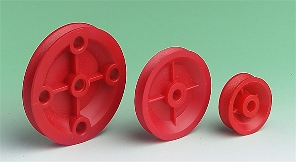 40mm HEAVY DUTY PULLEY (PACK 10)