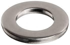 M4 FLAT WASHERS (PACK 1000)