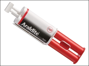 RAPID 24ml ARALDITE SYRINGE