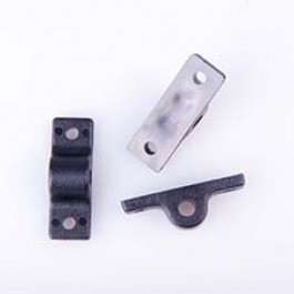 AXLE BLOCK BRACKET (PACK 100) Pre-drilled for up to 5mm