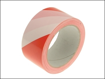 SELF-ADHESIVE FLOOR TAPE (RED & WHITE)