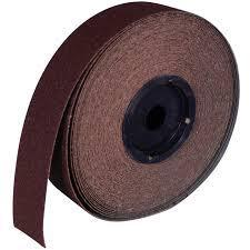EMERY PAPER COIL 100 GRIT